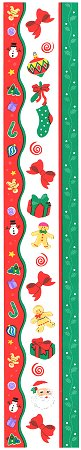 Christmas Icons Borders Stickers
