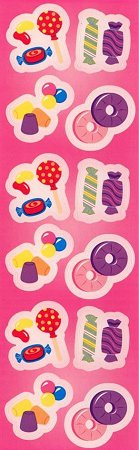 Lollies Stickers