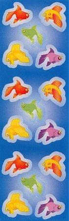 Comic Fish Stickers