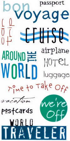 Cruise Quotes Unique Bon Voyage Cruise Quotes Stickers 8343  Vacation Stickers