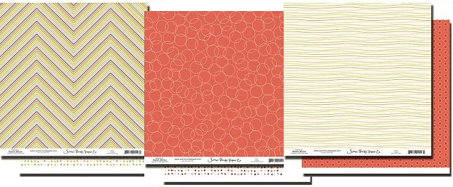 Charlotte Cr Paper Pack 12x12