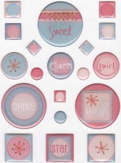 Sweet Epoxy Stickers