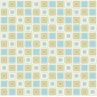 Daisies Squares Paper