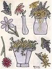 Florals Stickers