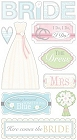 Radiant Bride Stickers