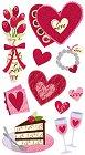 Special Valentine Stickers