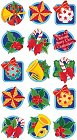 Christmas Icons Epoxy Stickers