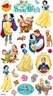 Glitter Snow White Stickers