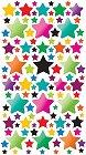 3D Shiny Stars Stickers