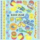 Glitter Splash Fun Stickers