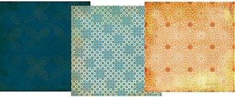 Mar Vanilla Paper Pack 12x12