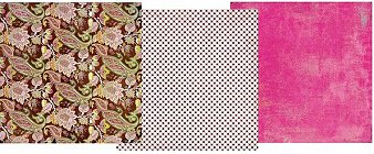 Sultry Style Paper Pack 12x12