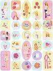 Gorgeous Barbie Stickers