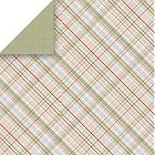 Loft Bias Plaid Paper