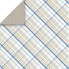 Bunkhouse Plaid Paper
