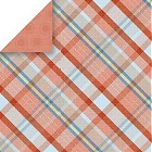 Bunkhouse Plaid Cardstock