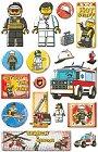 Lego Emergency Epoxy Stickers