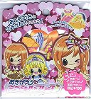 Paper Doll Pink Scented Kawaii Sticker Sack