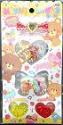 Bear Is Looking Kawaii Sticker Sack