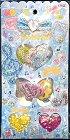 Clear Serenade Kawaii Sticker Sack