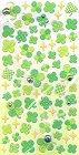Green Clovers Kawaii Stickers