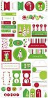 Christmas Tags & Tabs Stickers