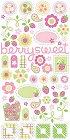 Glitter Strawberry Parfait Stickers