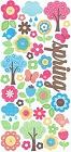 Flower Box Stickers