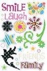 Smile Laugh Rub-Ons