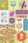 Glitter Kids Fun Stickers