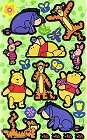Outdoors Pooh & Friends Stickers