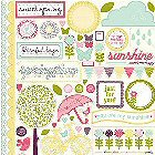 Sweet Spring Time Stickers