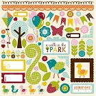 Walk In The Park Stickers