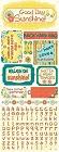 Good Day Sunshine W/ Alphabet Stickers