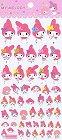 My Melody Kawaii Stickers