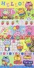 Craft Friends Satin Kawaii Stickers
