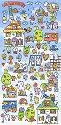 Kira Kira World Kawaii Stickers