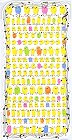 Chicks Kawaii Stickers