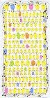 Chicks Kawaii Stickers