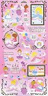 Cinderella Fairytale World Kawaii Stickers