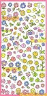 Garden Flowers Kawaii Stickers
