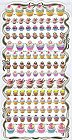 Mini Cupcakes Kawaii Stickers