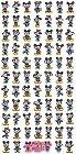 Disney Mickey & Minnie Kawaii Stickers