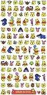 Winnie The Pooh & Friends Kawaii Stickers