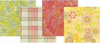 Wild Glitter Paper Pack 12x12