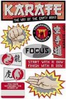 Karate Stickers
