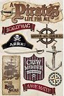Pirate's Life Stickers