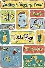 I Like Bugs Stickers