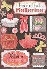 Beautiful Ballerina Stickers
