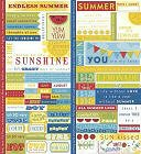 Bring On The Sunshine Stickers